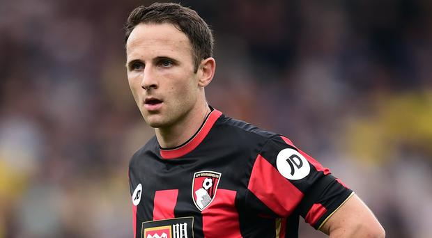 Marc Pugh will remain with Bournemouth until 2018