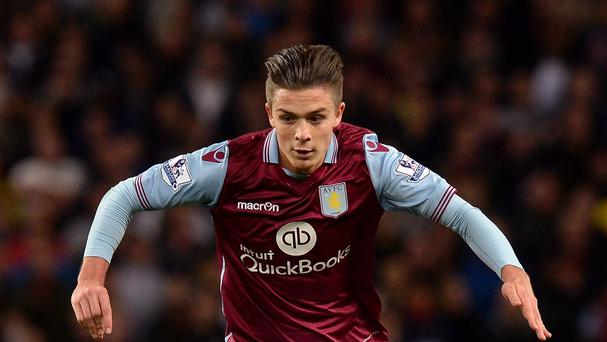 Jack Grealish has been axed from the Aston Villa squad