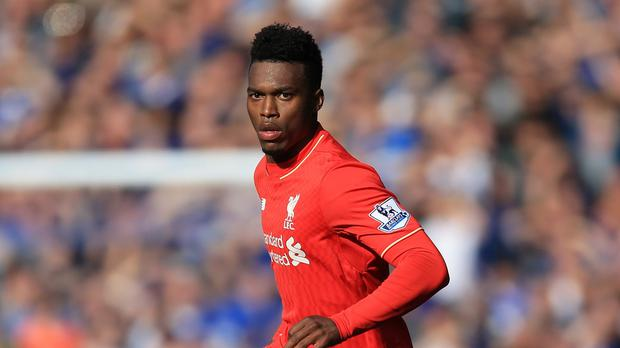 Injured again: Daniel Sturridge