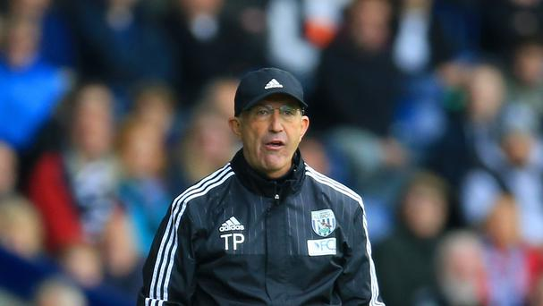West Brom boss Tony Pulis wants to build more foundations at the Baggies.