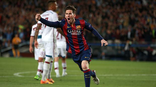 A report has claimed Manchester City want to sign Lionel Messi