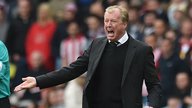 Newcastle head coach Steve McClaren has enjoyed a