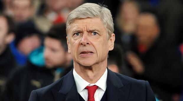 Arsenal manager Arsene Wenger saw his side lose 2-1 at West Brom last weekend.