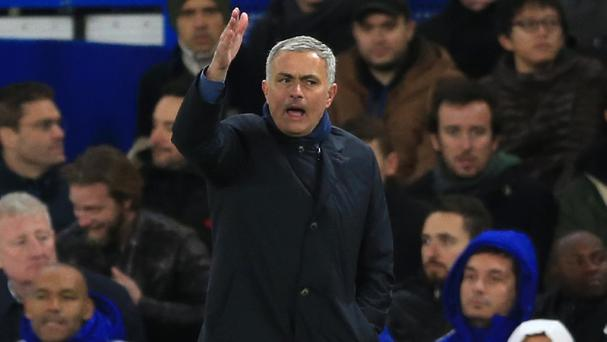 Jose Mourinho is demanding an improvement from his players