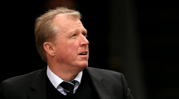 Steve McClaren has cancelled Newcastle's day off after their 5-1 drubbing at Crystal Palace