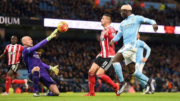 Willy Caballero impressed on his return to the Manchester City side