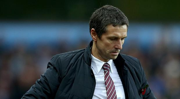 Remi Garde admits Aston Villa's defence is a problem