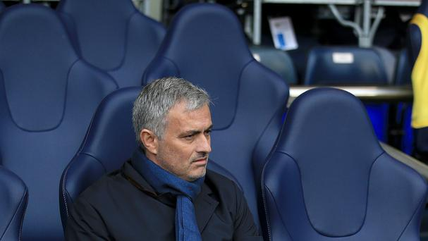 Chelsea manager Jose Mourinho says there is no issue between him and striker Diego Costa