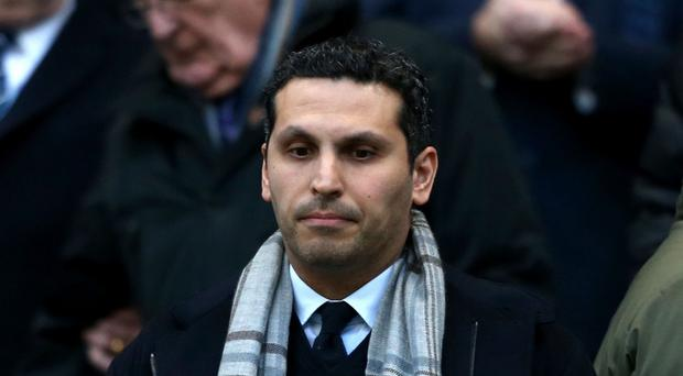 Khaldoon Al Mubarak has overseen an investment in Manchester City's parent company by a Chinese consortium