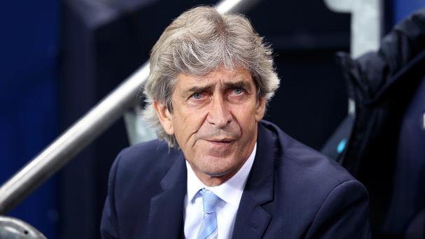 Manuel Pellegrini remains hopeful of having some of his big names back for the trip to Stoke