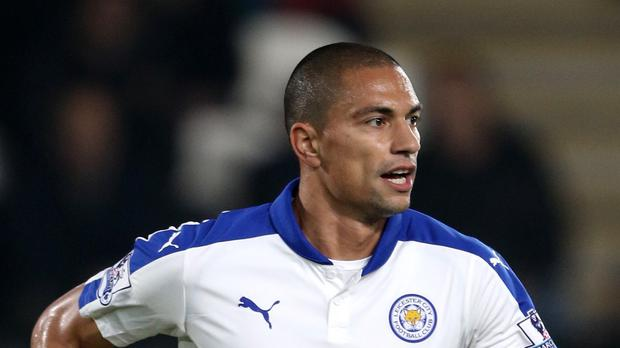 Leicester's Gokhan Inler has struggled for playing time since arriving in the summer.