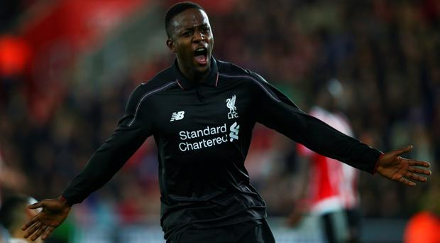 Liverpool striker Divock Origi