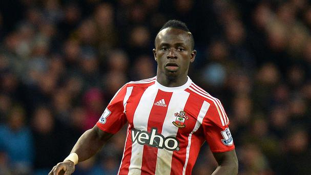 Sadio Mane has impressed in his short time at Southampton