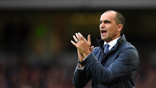 Everton manager Roberto Martinez believes his young guns are the real deal.