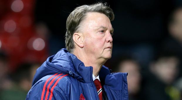 Louis van Gaal left Old Trafford with his head held high despite the 0-0 draw with West Ham
