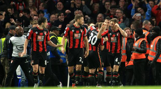 Bournemouth snatched a dramatic win as Chelsea's season took a further turn for the worse
