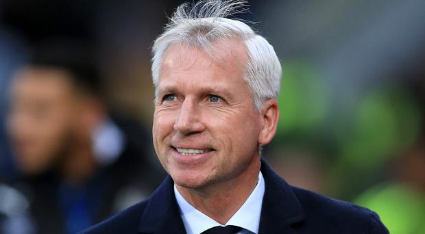 Crystal Palace manager Alan Pardew is open to working overseas in the future
