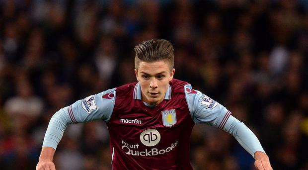 Aston Villa's Jack Grealish will return to training with the first team