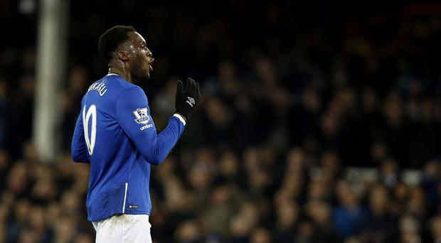 Romelu Lukaku has scored 50 goals in 100 Everton appearances