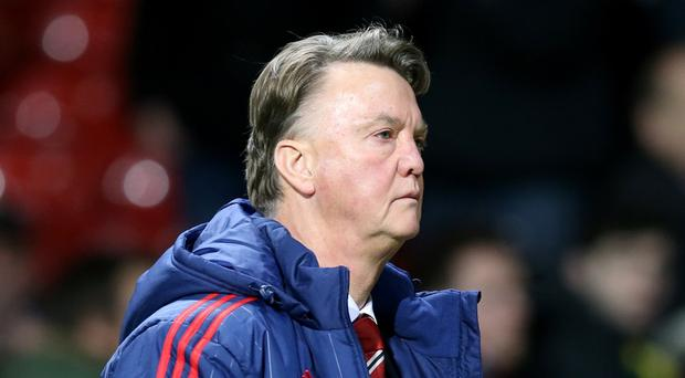 Asked how he could convince fans that goals would come, Van Gaal can provide nothing tangible.