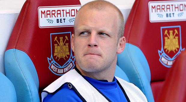 Everton's Steven Naismith admits he has been left frustrated by his stint on the Toffees' substitute bench