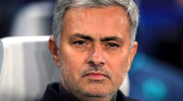 Jose Mourinho saw his Chelsea side reach the Champions League knockout rounds