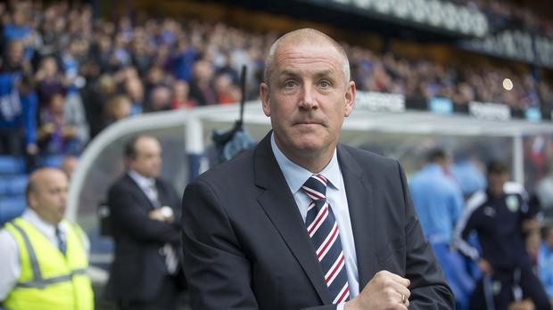 Rangers manager Mark Warburton has again played down reports linking him with a move away from Ibrox