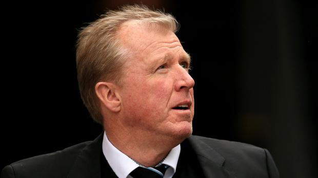 Newcastle head coach Steve McClaren is not even thinking about the January transfer window