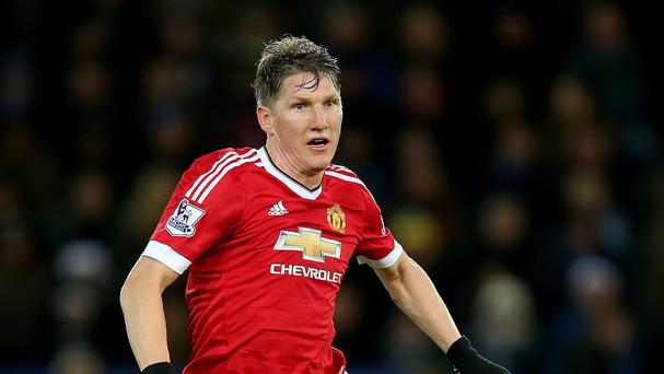 Bastian Schweinsteiger will sit out three games