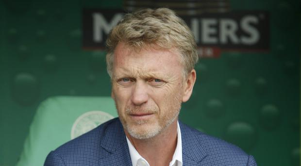 David Moyes has ruled out a return to management at Swansea.