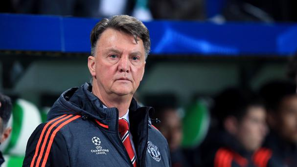 Louis van Gaal is adamant he remains the right man to lead Manchester United