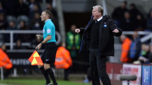 Newcastle head coach Steve McClaren is looking for more of the same at Tottenham