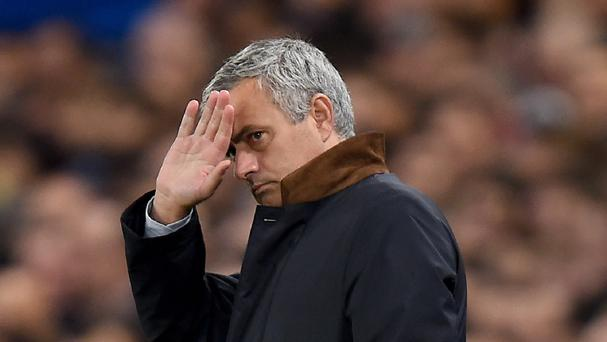 Jose Mourinho has felt embarrassed by his side's lack of results amid unwavering support from Chelsea fans