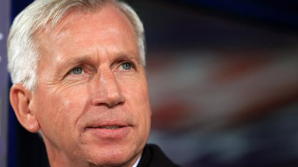 Crystal Palace manager Alan Pardew believes it is important youth football retains its competitive streak