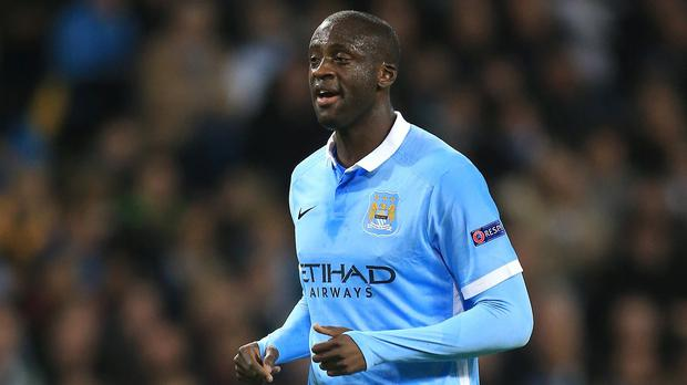 Manchester City's Yaya Toure has been voted BBC African Footballer of the Year