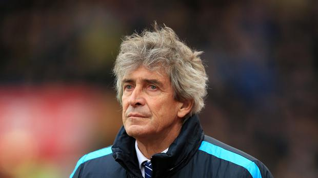 Manchester City manager Manuel Pellegrini is convinced his team are the best