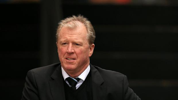 Head coach Steve McClaren has challenged Newcastle to maintain their standards