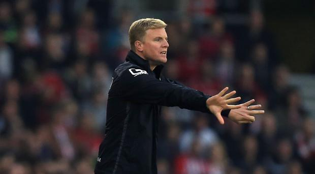 Eddie Howe has led Bournemouth to consecutive victories over Chelsea and Manchester United.