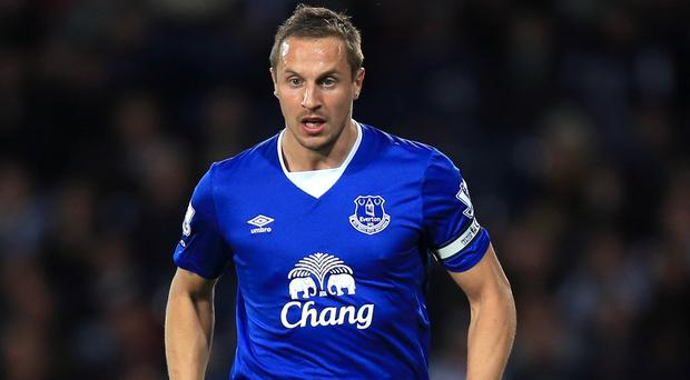 Phil Jagielka is closing in on a return from injury