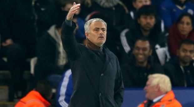 Chelsea manager Jose Mourinho spoke his mind after a painful loss at Chelsea