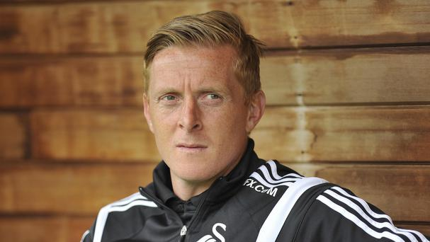 Garry Monk wants to return to management quickly