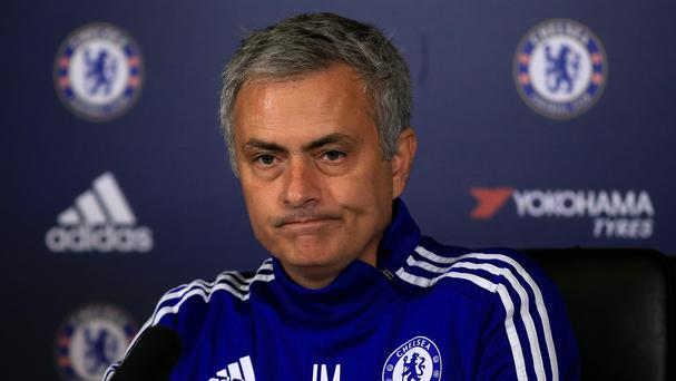 Chelsea manager Jose Mourinho is targeting victory over Sunderland