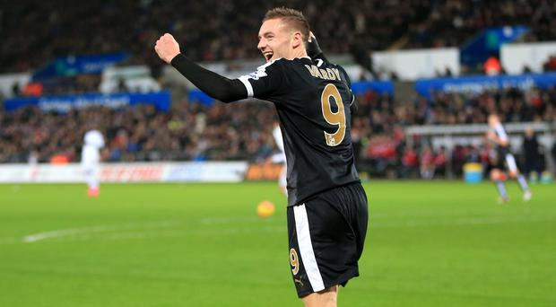 Jamie Vardy has scored more valuable goals than anyone else this season