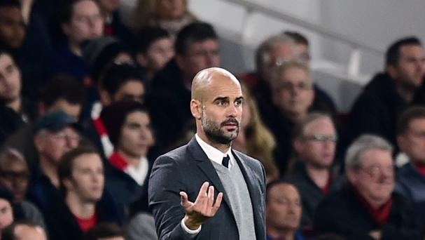 Bayern Munich manager Pep Guardiola is one of the names in contention to replace Jose Mourinho at Chelsea