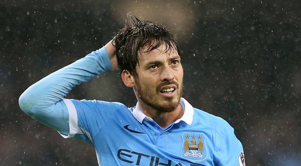 David Silva is nearing a return for Manchester City