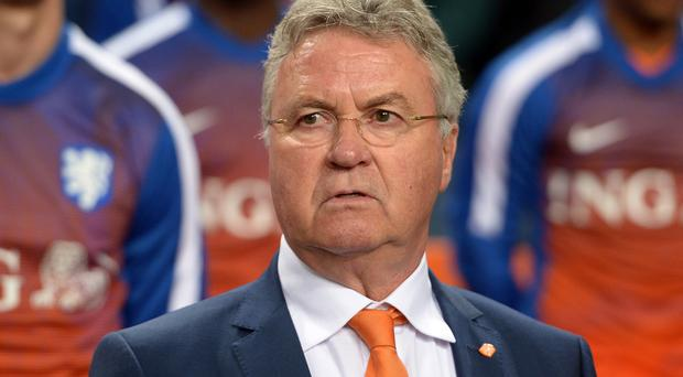 Guus Hiddink is poised for a second spell as Chelsea manager
