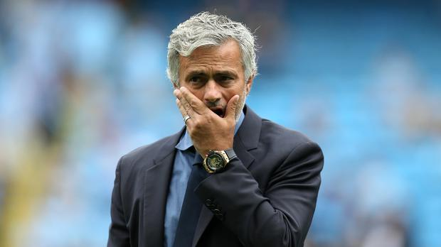Chelsea will continue the search to replace manager Jose Mourinho, pictured, with Guus Hiddink the leading contender for a caretaker role