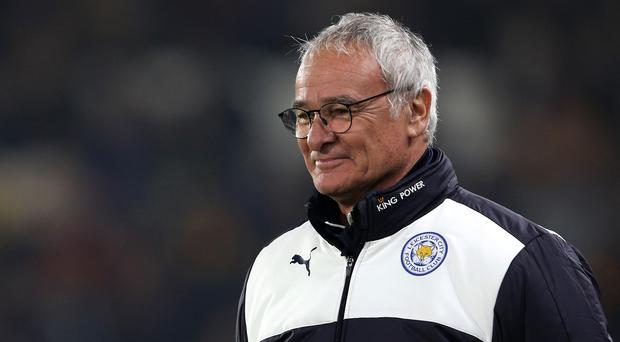 Claudio Ranieri aims to make Leicester a top Premier League team