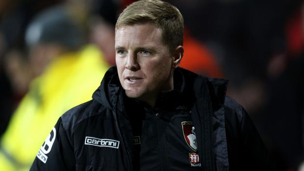Eddie Howe, pictured, described Jose Mourinho as