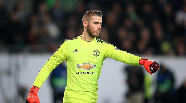 David De Gea says everyone at Manchester United is